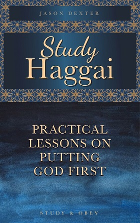 Study Haggai Ebook Cover