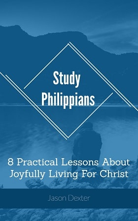 Philippians Study Guide Cover Picture